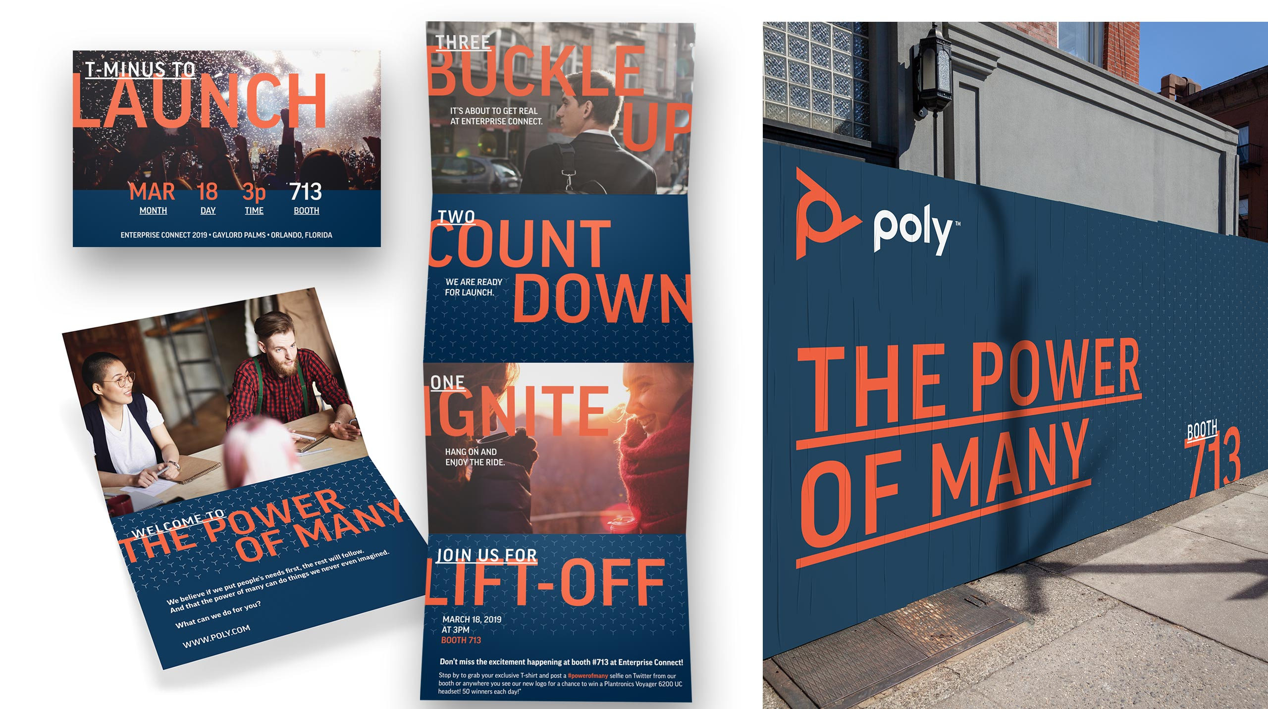 Launching the Poly Brand Campaign Assets
