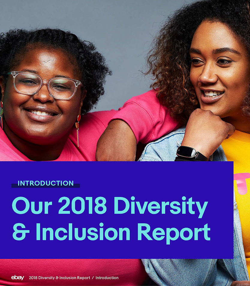 eBay Diversity and Inclusivity Assets