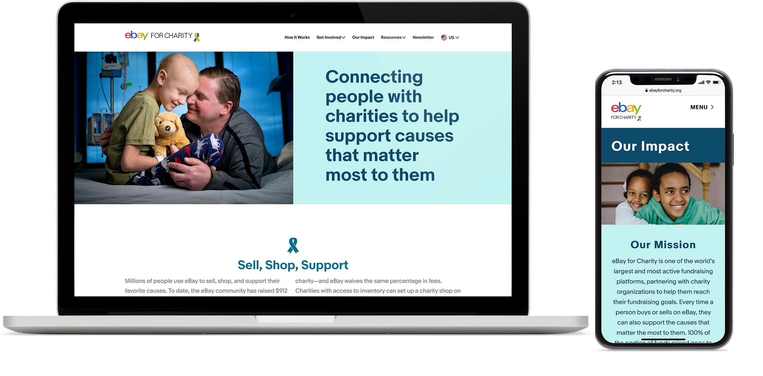 eBay for Charity Assets